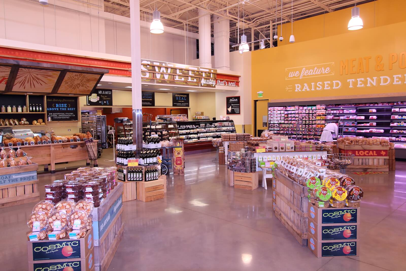 Whole Foods Market Grocery Store