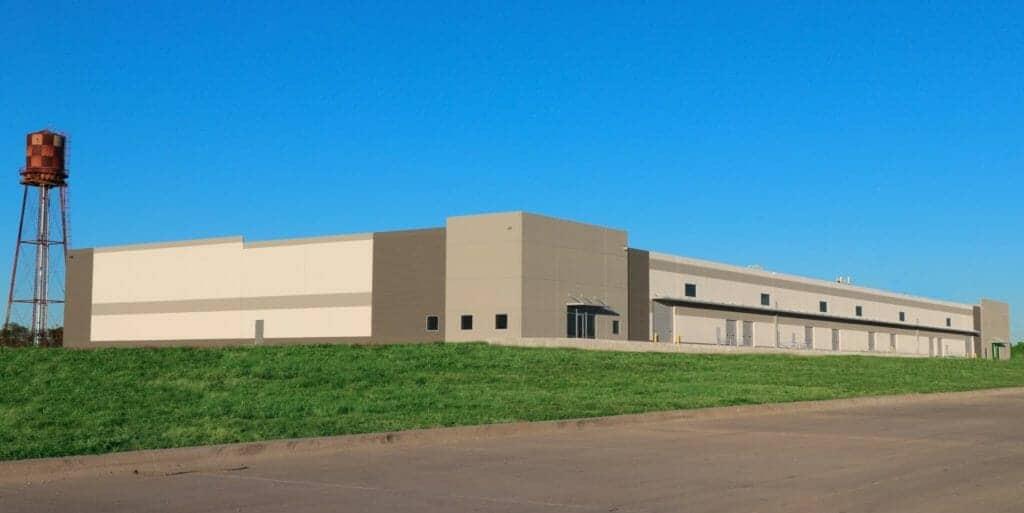 Saginaw DC Industrial Park