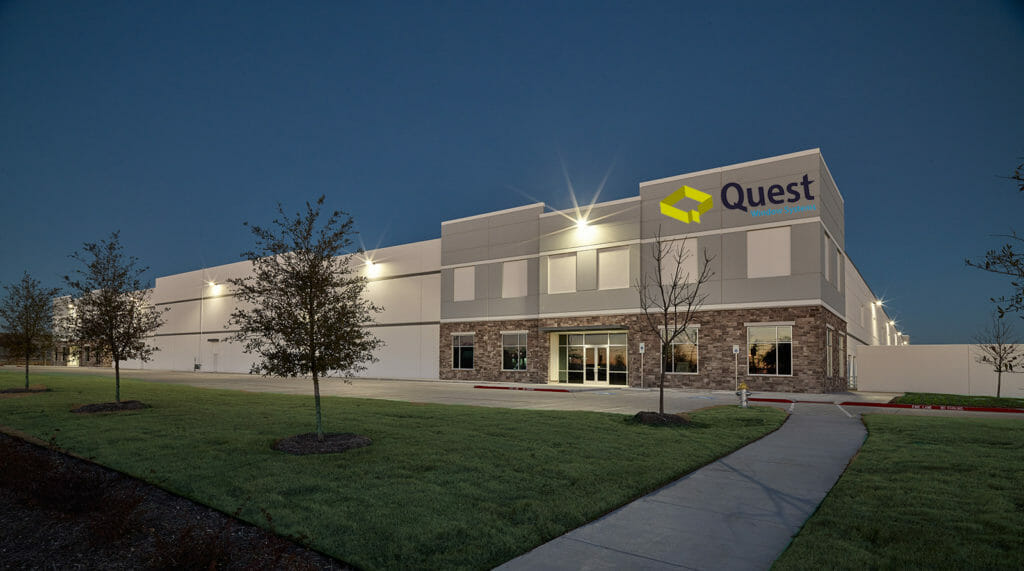 Quest Window Systems