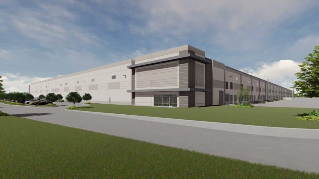 Fort Worth Logistics Hub